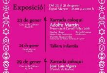 Adolfo Martín escoge las II Jornades del Bou de Almassora para presentar el cartel de Fallas